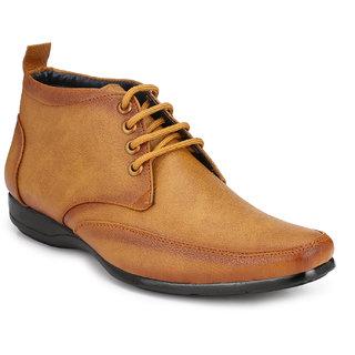 Real Blue men Leather Party wear Shoe
