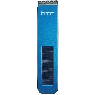 HTC Men's Cordless Beard Trimmer AT-203 Solar charging