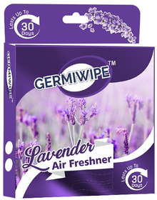 GERMIWIPE Lavender Air Freshner Room Freshener Block 50