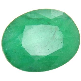 Original Panna Stone 3 Ratti (2.73 carats) Rashi Ratna  Natural and Certified by GEMOLOGICAL LABORATORY OF INDIA (GLI) Emarald Precious Gemstone Unheated and Untreated Top Quality Gems for Astrological Purpose by Accurate Traders