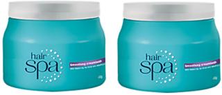 Reparing + Smoothing hair spa
