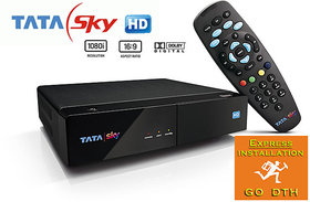 Tatasky Hd Box With 1Month Dhamaal Pack