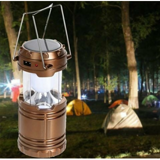 XF - 5800T Lantern Solar LED Torch Emergency Lighting For Home 6 - 1