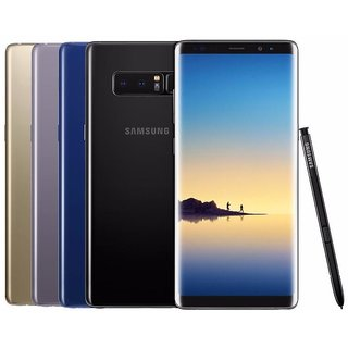 Samsung Galaxy Note 9 (Alpine White, 128 GB)