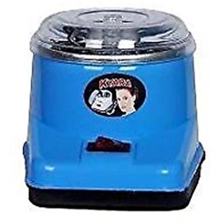 Non-Stick Coated Wax Machine/Hair Removal for Women (Blue)