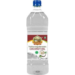 Aditha Cold Pressed Coconut Oil 500ml