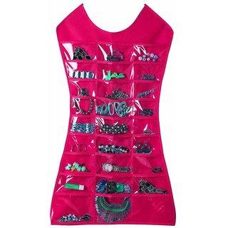 Atorakushon Designs Jewellery Organizer, Hanging Dress Earrings, Watch, Pendants, Cosmetics Accessories