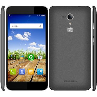 Micromax Canvas Amaze Q395 ( Black Color )