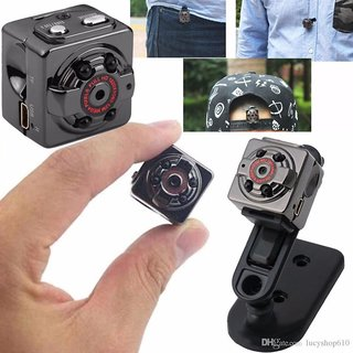 HD 1080P Sport Car DVR Mini Camera SQ8 Portable Mini DV Voice Video Recorder