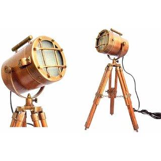 Tripod Light Retro Marine Floor Lamp
