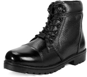 K KING Men's Safety Boot with Steel Toe
