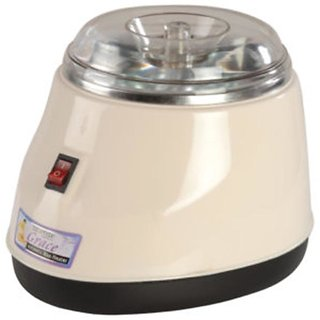 Grace Wax Heater with Non-Stick Coating and Temperature Controler