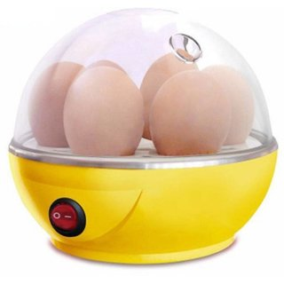 Mini Electronic Egg Boiler 7 Egg Cooker
