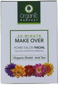 Organic Harvest Organic Shield - Anti Tan Facial KIT