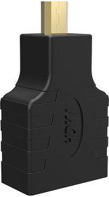 Everycom HDMI Female To Micro HDMI Male Adapter - Black