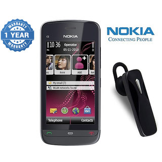 Nokia C503 / Good Condition / Certified Pre Owned (1 Year Warranty) With Bluetooth