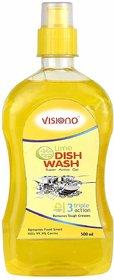 Visiono Dish Wash 500 ML VBC 1503