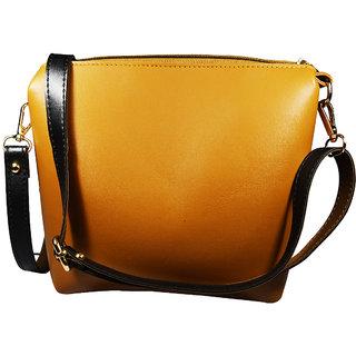 Adbeni Imported Girls Shoulder Solid Bag