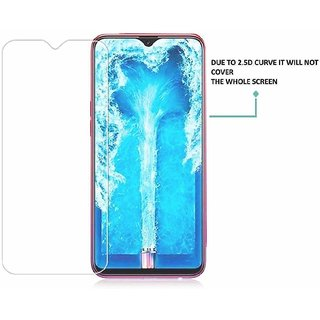 MB Star (Pack of 1) Oppo F9 Pro Tempered Glass,Full Tempered for Oppo F9 Pro