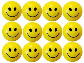 RNY Smiley Ball ( Pack Of 12)