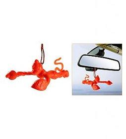 RNY Flying Lord Hanuman Hanging Car Idol for all car