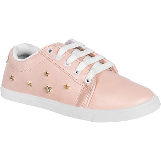 Women/Girls Pink-766 Casual Shoes