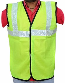 Road safety Jacket Reflective Safety Jacket FROM RE-FOX