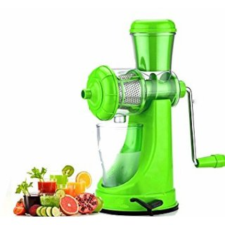 Super Deluxe Manual Hand Fruit Vegetable Juicer FROM RE-FOX