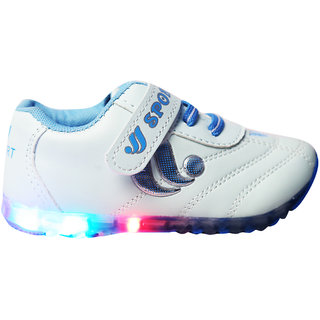 LNG Lifestyle Led Lights Shoes Boy Girl (LNG-53LBlue)