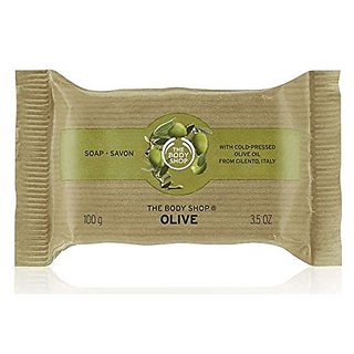 THE BODY SHOP OLIVE SOAP 100ml