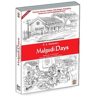 MALGUDI DAYS Hindi DVD