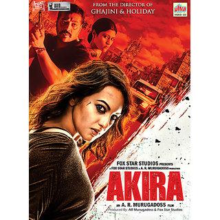AKIRA Hindi Movie 2016 VCD
