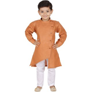65ba6c8484af Buy AJ Dezines Kids Kurta Pyjama for Boys Online - Get 63% Off