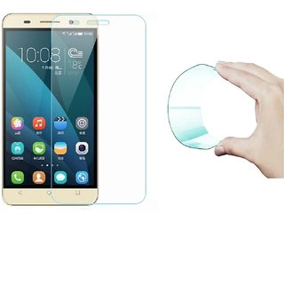 Reliance Jio LYF Flame 3 Flexible Curved Edge HD Tempered Glass
