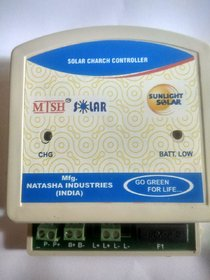SOLAR CHARGER CONTROLLER 12V 10AMPS WITH USB PORT, MOBILE CHARGING