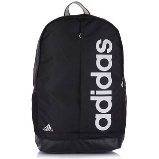 Adidas Black and White 22L Backpack