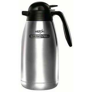Milton Thermosteel Carafe (2000 ml stainless steel flask silver)