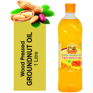 Aditha Cold Pressed Groundnut Oil