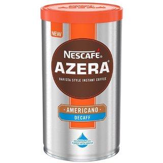 Nescafe Azera Barista Style Instant Coffee, Americano Decaf - 100g