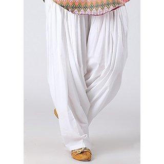 @rk causal,party wear 100  coton Punjabi Patiala Salwar ,pajama for ladies