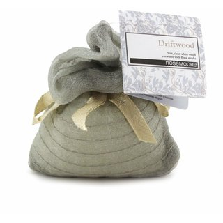 THE HOME DRIFTWOOD SCENT SACK GREY COLOUR 8X4X7 CM