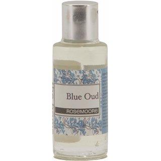 THE HOME BLUE OUD SCENTED OIL TANSPARENTS COLOUR 7X2.3X2.3 CM