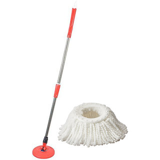 Oanik Home Cleaning Spin mop-red