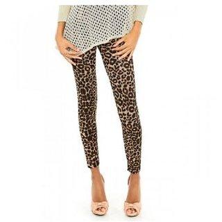 RK Leopard printed legginsg for women
