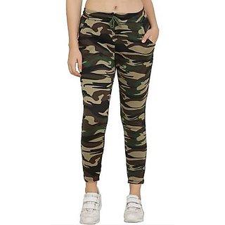 Rk Leopard Printed Leggings For Women