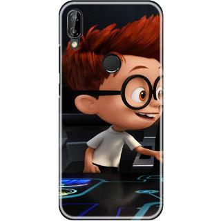 Hupshy Huawei P20 Lite Cover / Huawei P20 Lite Back Cover / Huawei P20 Lite Designer Printed Back Case & Covers