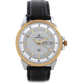 Maxima GOLD COLLECTION Men's Watch 26341LMGT