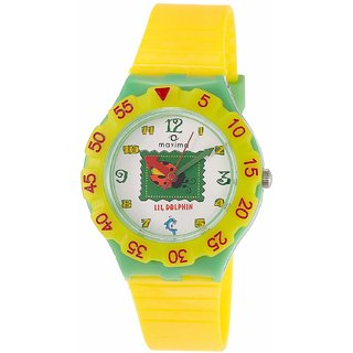 Maxima FIBER COLLECTION Boy's Watch 04461PPKW