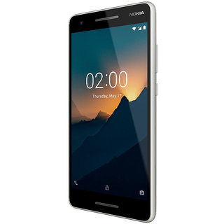 NOKIA 2.1(Dual SIM,8 GB, 1 GB RAM, 5.5 inches DISPLAY, Li-Ion 4000 mAh battery)