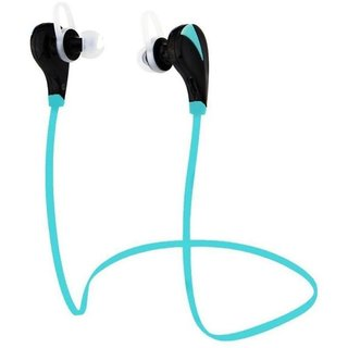 PE Jogger Wireless Bluetooth V 4.1 Wireless Stereo Headphones With Mic-(Color Per Availability)